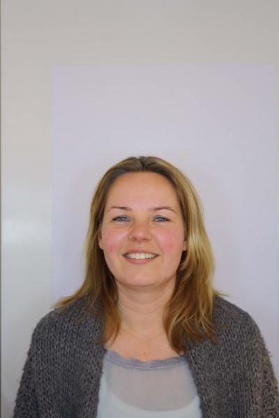 Josine Wierdsma : Voorzitter ActiviteitenCommissie
